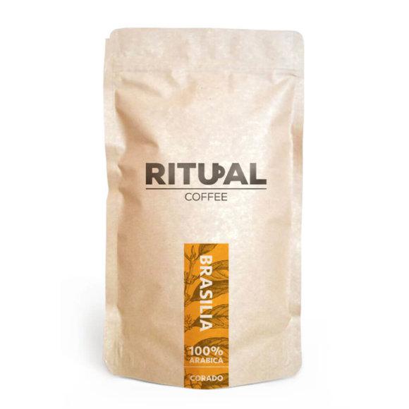 Brazília Cerrado - zrnková káva
