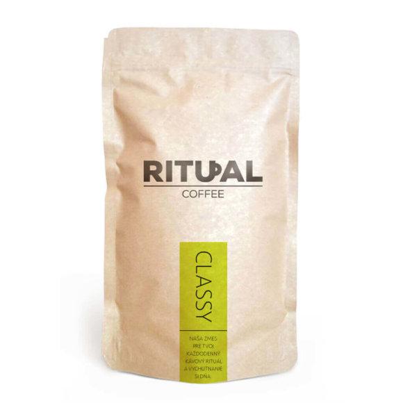 RITUAL COFFEE CLASSY - zrnková káva