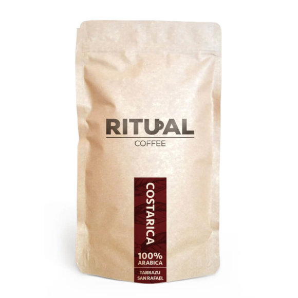 Kostarika Tarrazu - zrnková káva
