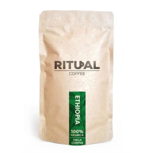 Etiopia - zrnková káva RITUAL COFFEE