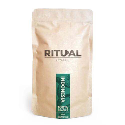 Bali Kintamani - zrnková káva