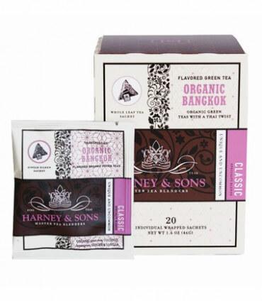 Harney & Sons - Bangkok zelený čaj