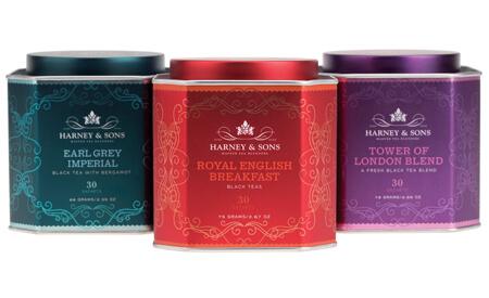 Harney & Son - Kráľovské čaje