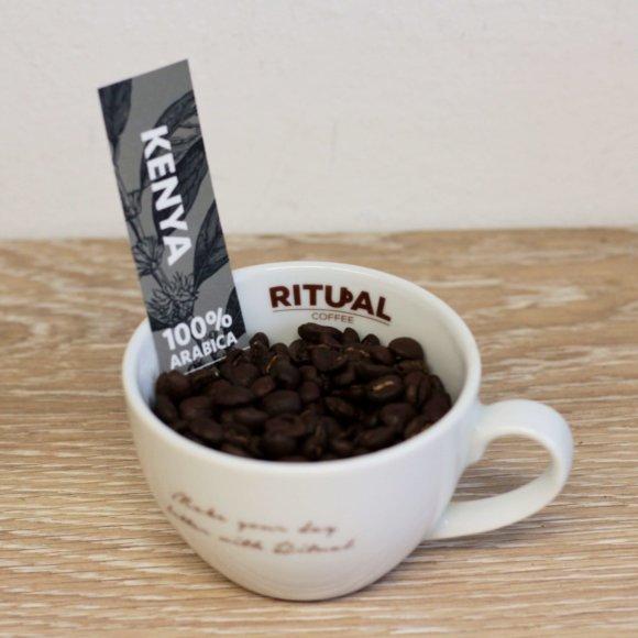 Kena - zrnka RITUAL COFFEE