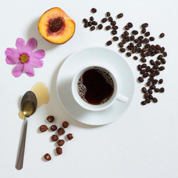 Etiopia zrnková káva - Chuťový profil RITUAL COFFEE