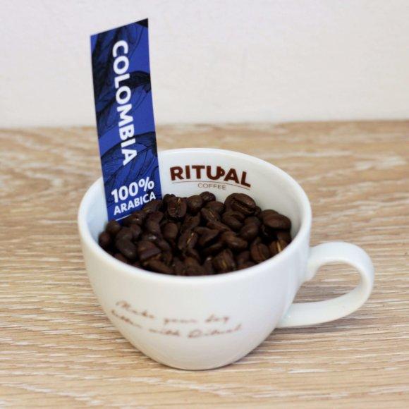 Kolumbia Excelsio - zrnková káva
